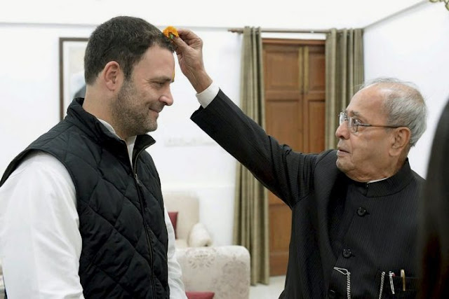 The big challenge to win the Congress party in elections in front of Rahul