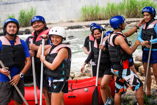 Camiguin-CDO 2015 (#3): White-Water Rafting! - One Step at a Time