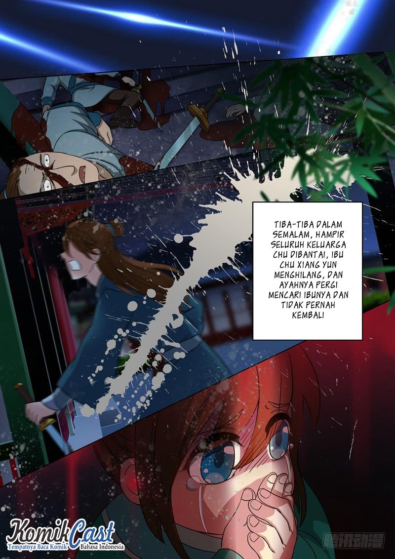 Spirit Sword Sovereign Chapter 3