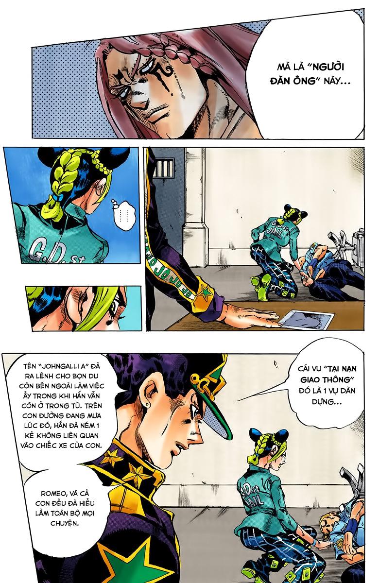JoJo no Kimyou na Bouken Chap 606 - Truyen.Chap.VN