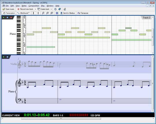 AudioScore Ultimate 8.9.1 Full Free Download