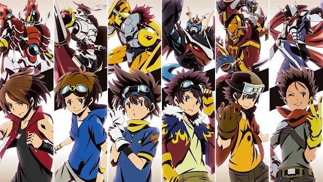 Kumpulan Anime Digimon Subtitle Indonesia Lengkap