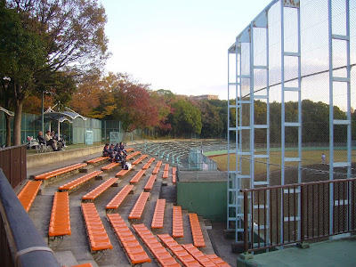 寝屋川公園 第一野球場