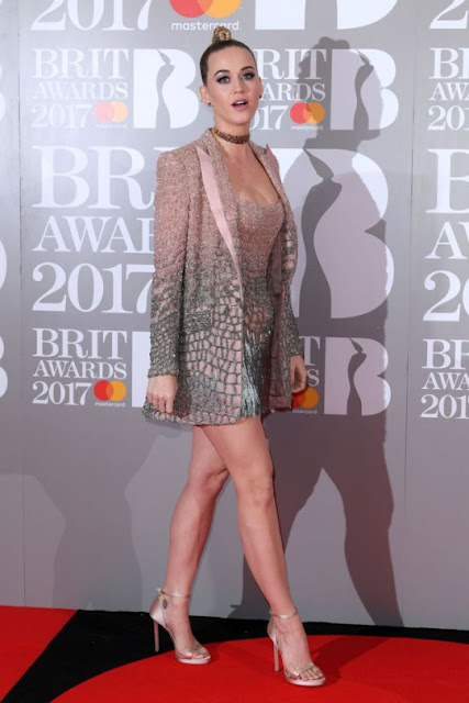 Katy Perry - The BRIT Awards 2017