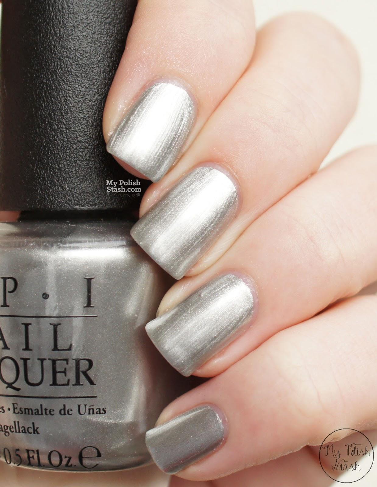 My Polish Stash: OPI 50 Shades Of Grey collection - My ...