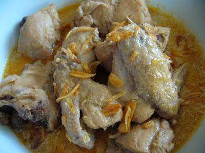 Resep Membuat Opor Ayam Kampung Spesial