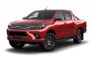 Paket Simulasi Kredit Toyota Hilux di Pekanbaru