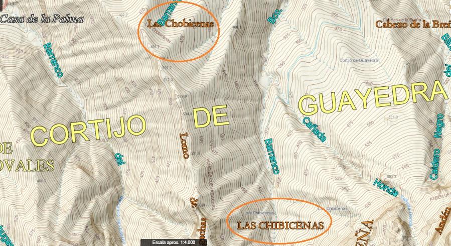 Historias de agaete agaete un pueblo de leyenda las - Redondo de guayedra ...