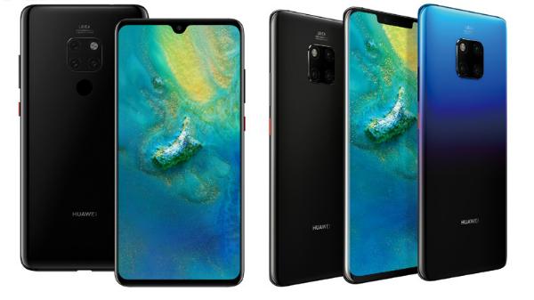 هواوي تقدم رسميا هاتفيها الجديدين Mate 20 و Mate 20 Pro