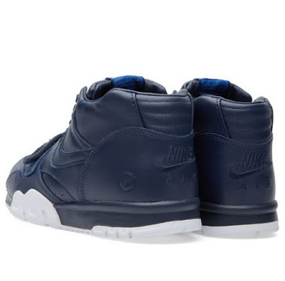 Fragment Design x Nike Air Trainer 1 Mid SP Shoes Available (Images)