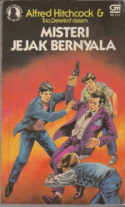 Trio Detektif 15- Misteri Jejak Bernyala