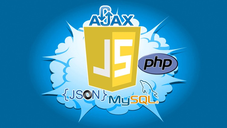JavaScript AJAX PHP mySQL create a Dynamic web Form project - udemy free coupon