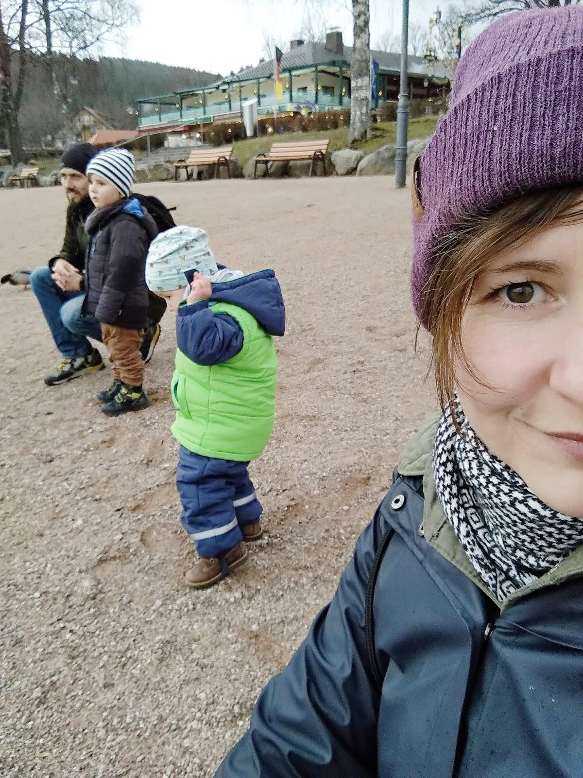 Meine drei Jungs und ich
