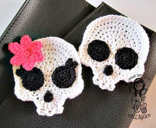 FREE Halloween Crochet Patterns | Halloween crochet patterns, Halloween  crochet, Crochet patterns | 418x511