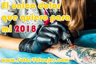 Desmotivaciones de tatuajes el unico dolor que quiero para mi 2018