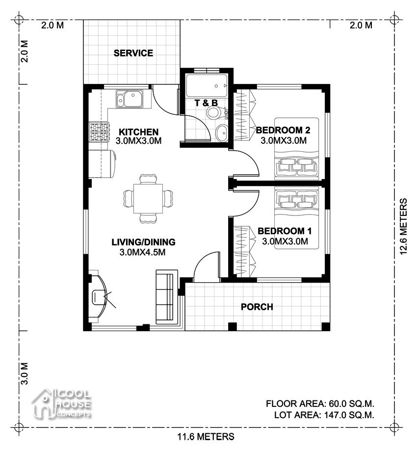 House Design No. 3