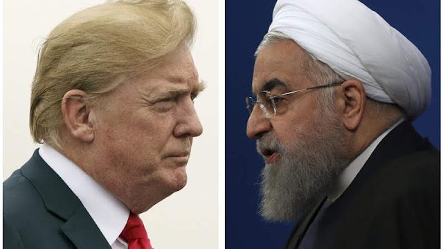 Donald Trump y Hassan Rouhani intercambian amenazas de enojo