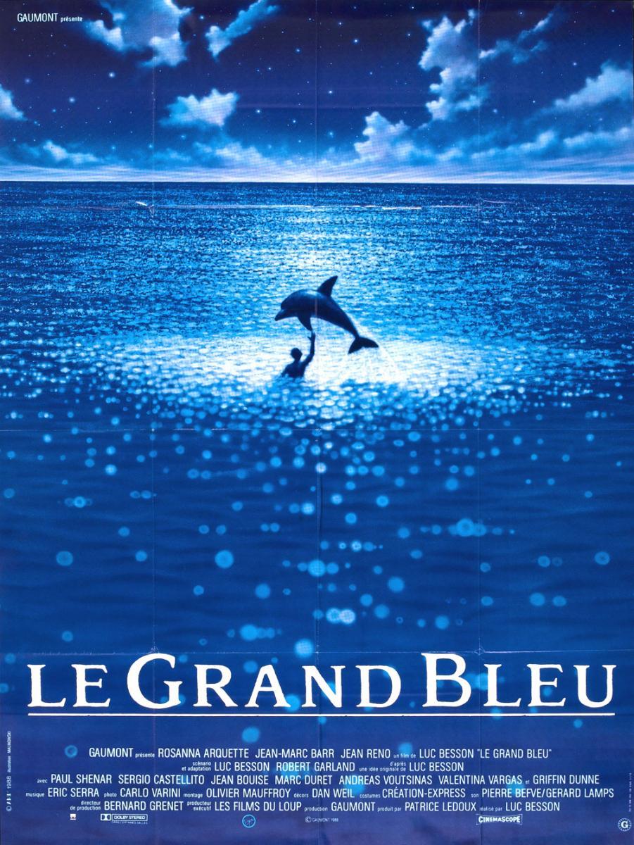 Ver El gran azul (Le grand bleu) (1988) Online