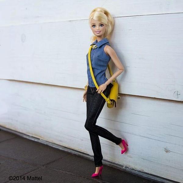 copie o look da Barbie