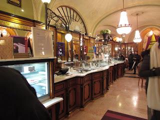 Interior Gerbeaud Budapest 1
