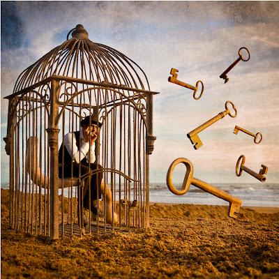 Resultado de imagem para Como sair da jaula construída por um predador emocional