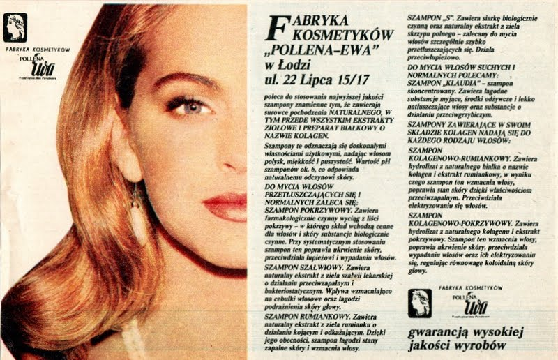 Retro :: Pollena-Ewa – co do włosów
