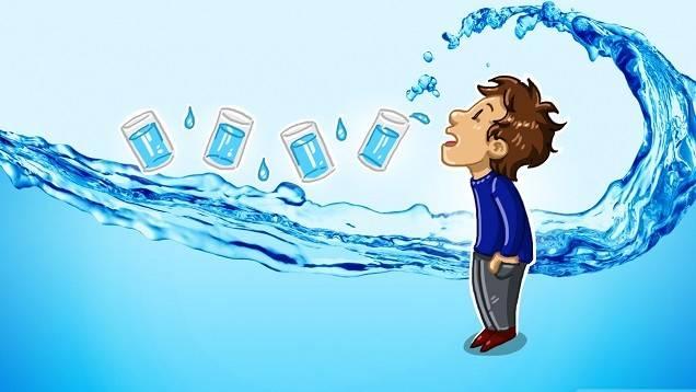 الماء سر الحياه