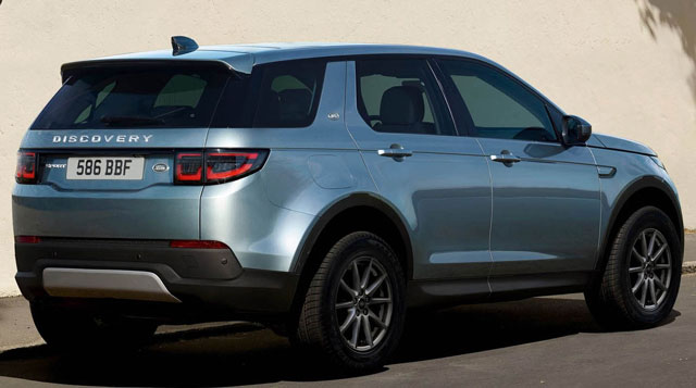 Updated 2020 Land Rover Discovery Sport revealed | Evo