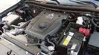 Mitsubishi L200 - silnik 2.4 DI-D MIVEC High Power