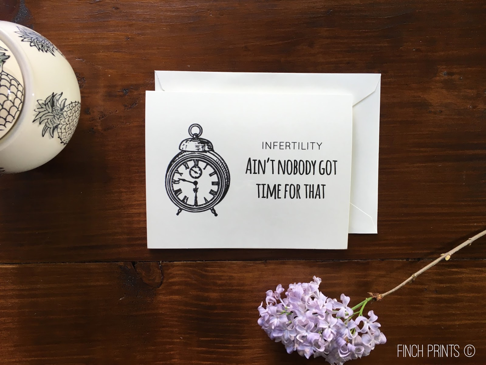 Infertility support cards ivf mama words of encouragement for infertility kristyandbryce Image collections