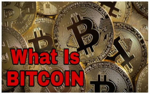 What is bitcoin.