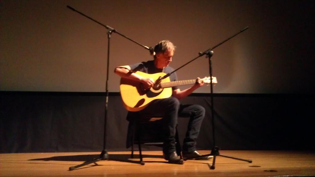 L'Autre Monde composer Simon Boswell