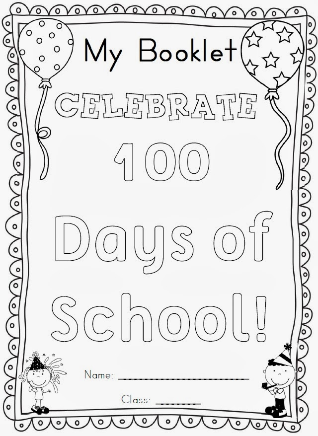 Valentine's Day and 100 Days of School COMBO and Giveaway