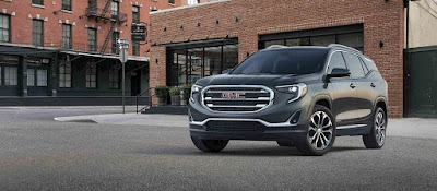 New 2018 Buick, GMC, and Cadillac Vehicle Brochures
