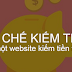 Cơ chế kiếm tiền của một website - Bài 3: khóa học kiếm tiền trực tuyến từ website
