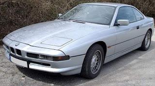 BMW 初代8シリーズ 画像
