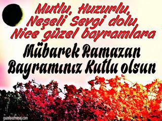ramazan bayramı sözleri 2016
