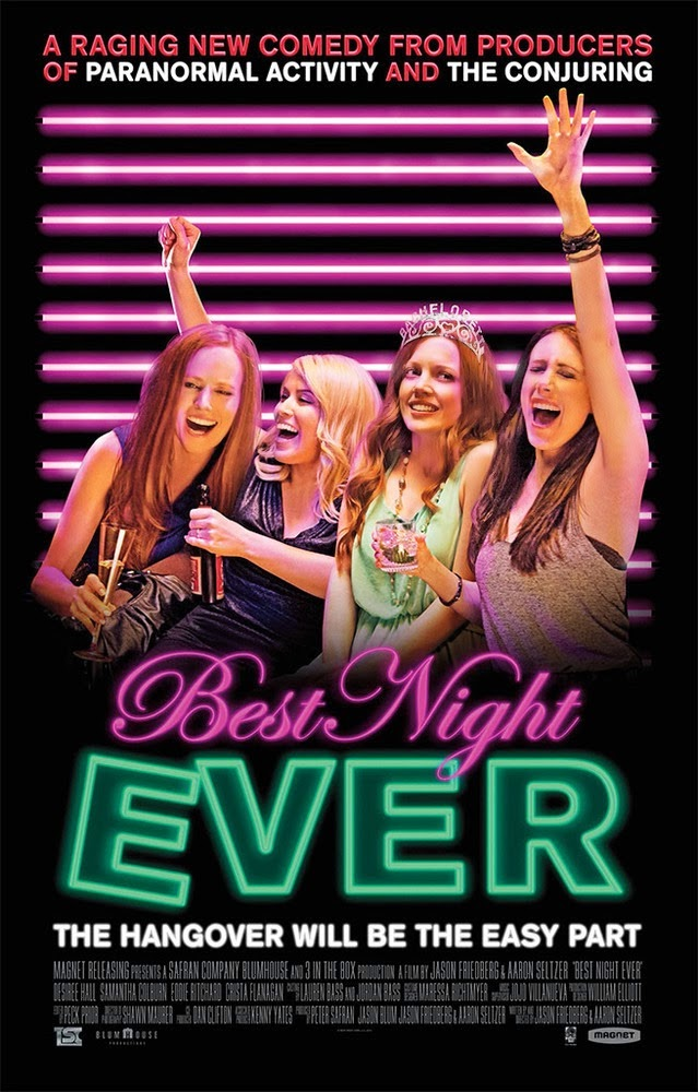 Best Night Ever 2013 Brrip ταινιες online seires oipeirates greek subs