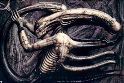 necronom iv hr giger alien design diseño cancer dibujo pintura blog bogota
