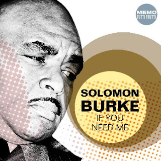 Solomon Burke - Cry To Me (1962) From If You Need Me Album