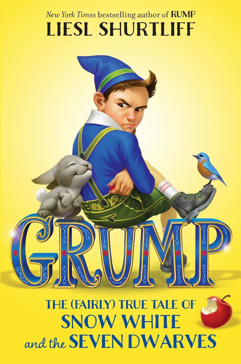 Mundie Kids Children's Book Review Blog: GRUMP The (Fairly) True