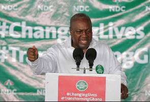My government experienced the most difficult times – Mahama