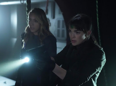 Agents Of Shield Season 6 Elizabeth Henstridge Chloe Bennet Image 2