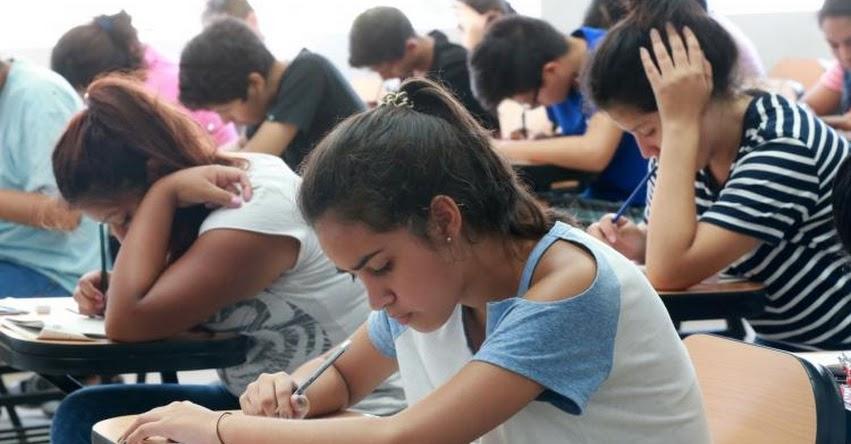 UNMSM: Más de 25 mil postulantes participarán en primer simulacro de examen de admisión a la Universidad San Marcos - www.unmsm.edu.pe