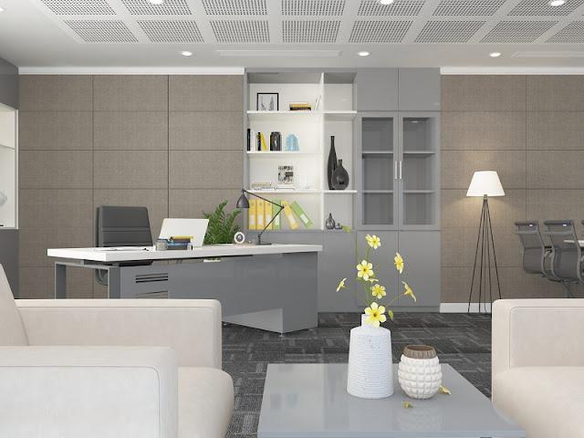 Kiểu dáng bàn giám đốc hiện đại thường thanh lịch, hướng tới công năng sử dụng và ít những chi tiết cầu kỳ, rườm rà