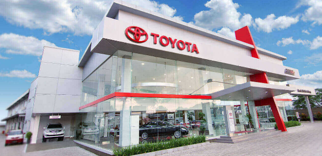 Mobil Pick Up di Dealer Toyota Serang
