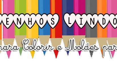 Indice De Desenhos Para Colorir Muitos Desenhos Para Pintar Ou