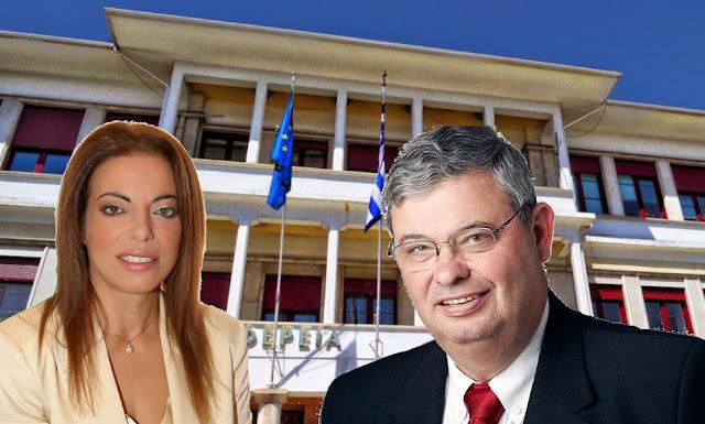 Θεσπρωτία: Ο κύβος ερρίφθη... Υποψήφια στον συνδυασμό του Αλέκου Καχριμάνη, η Δήμαρχος Σουλίου κα Σταυρούλα Μπραΐμη
