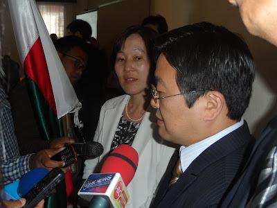 Infrastructures : Le Japon apporte ses compétences à Madagascar