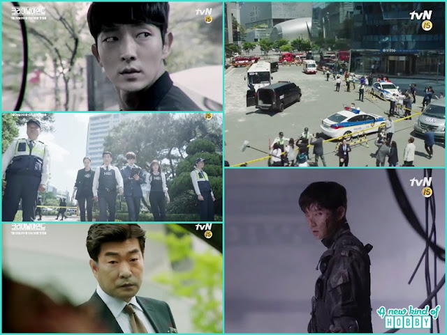 Profilers Team all set to Catch Criminal in Criminal Minds New Korean Drama 2017